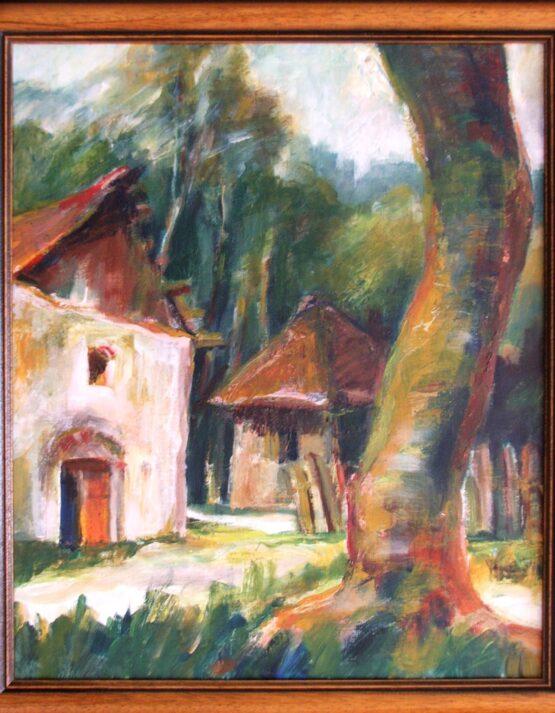 margita resovska - stary strom z fricoviec, 2011