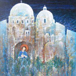 jan bartko - grecka madona 3, 2004