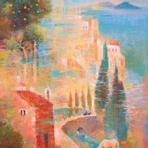 jan bartko - ked dozrievaju pomarance, 2012