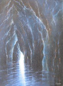 jan bartko - modra jaskyna 1, 2004