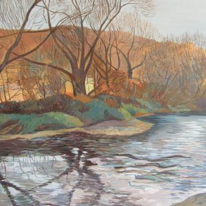 jaroslav staviscak - Jesenný motív, 2007