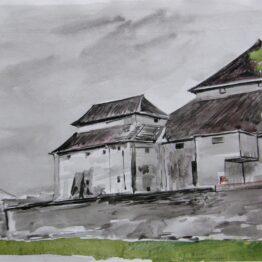 jaroslav staviscak - kastiel v niznej sebastovej 2, 2013