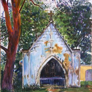 jaroslav staviscak - kaplnka panny marie na presovskej kalvarii