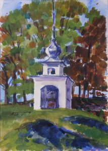 jaroslav staviscak - kaplnka vo vysnych ruzbachoch
