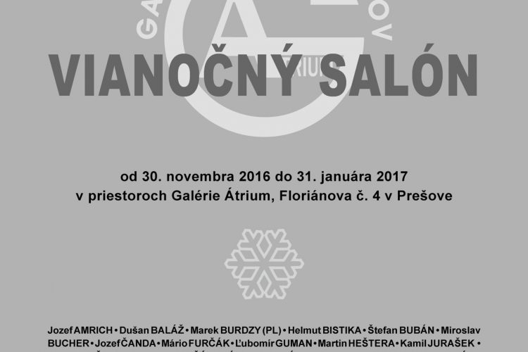 Vianocny salon 2016