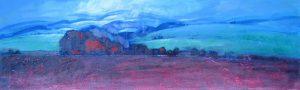 miroslav bucher - portret zeme - prvy sneh