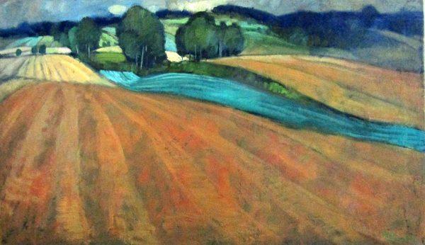 miroslav bucher - portret zeme - urodne polia