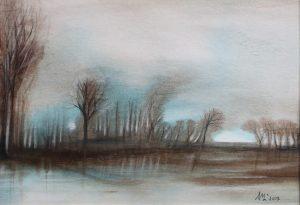Marcela-Nagyová-Úžas-1-akvarel-na-papieri