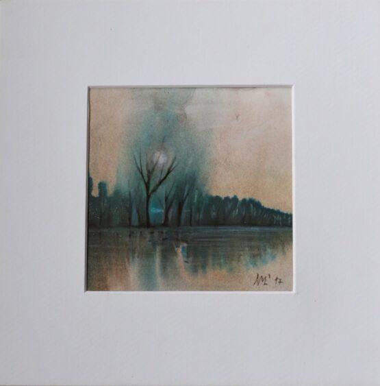 Marcela-Nagyová-Ľudrovanová-Úžas-3-akvarel-na-papieri