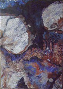 Miriam-Kavuličová-Tomašiaková-Mikroštruktúra-dreva-6-akryl-na-plátne-dielo