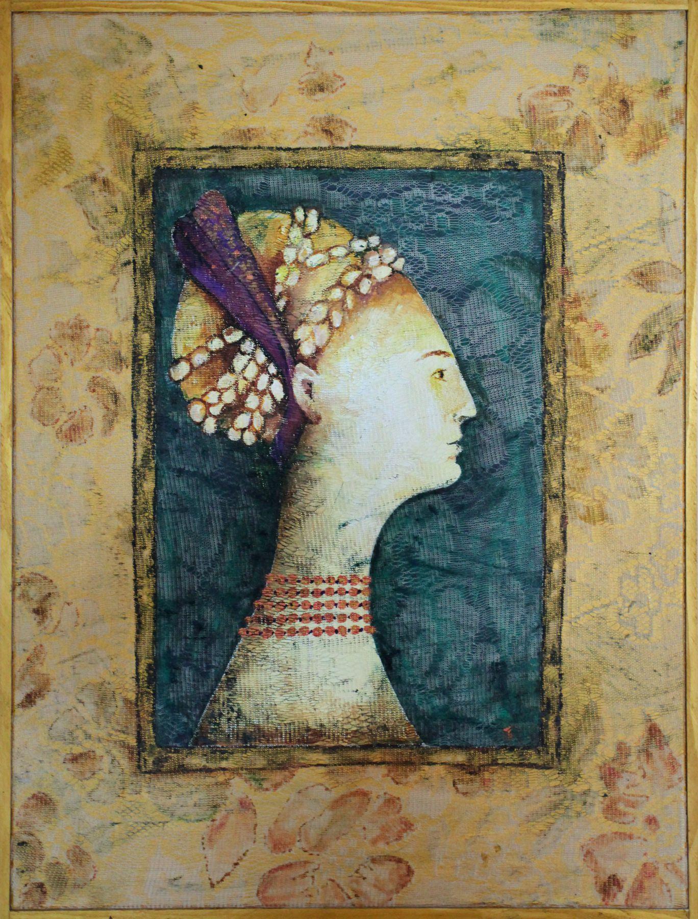Mgr. Art. Miriam Kavuličová Tomašiaková – nová autorka v našej galérii