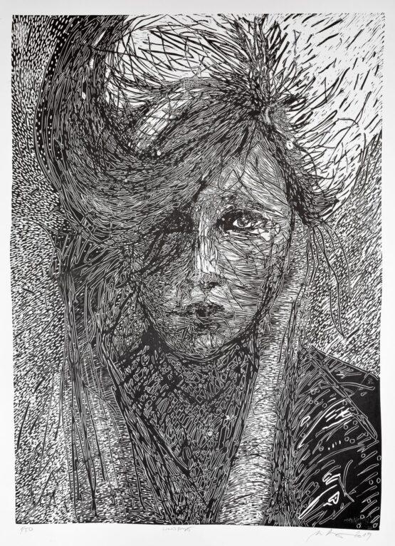 Miriam-Kavuličová-Tomašiaková-Bez-názvu-1-linoryt-papier-dielo