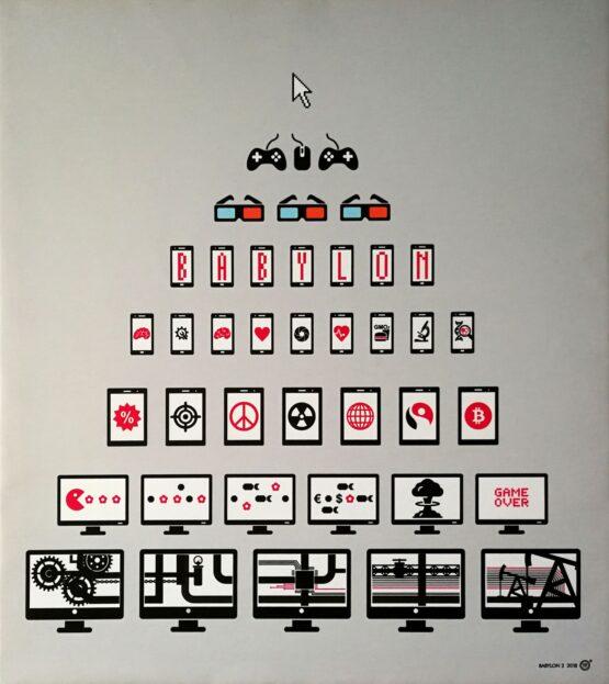 Richard-Otott-Babylon-2-sublimačná-tlač-na-plátne-umelecke-dielo