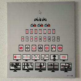 Richard-Otott-Babylon-2-sublimačná-tlač-na-plátne