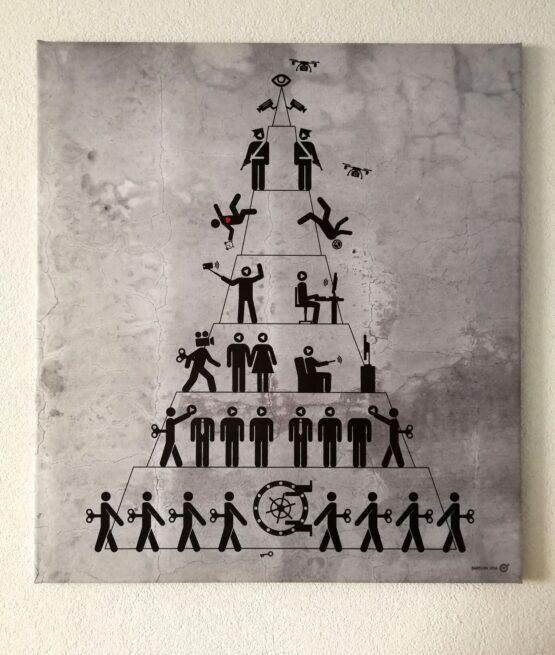 Richard-Otott-Babylon-sublimačná-tlač-na-plátne
