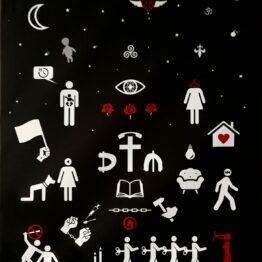Richard-Otott-Depeche-mode-sublimačná-tlač-na-plátne-umelecke-dielo