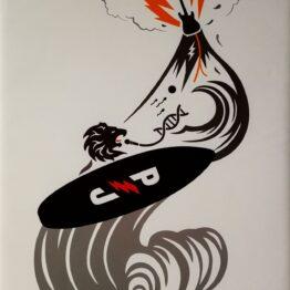 Richard-Otott-Pearl-jam-sublimačná-tlač-na-plátne-umelecke-dielo