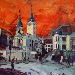 Ivan-Soroka-Žilina-akryl-na-plátne-umelecke-dielo