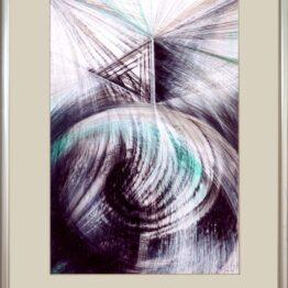Viera-Černáková-Impulz-kresba-uhľom-na-papieri-vytvarne-umenie
