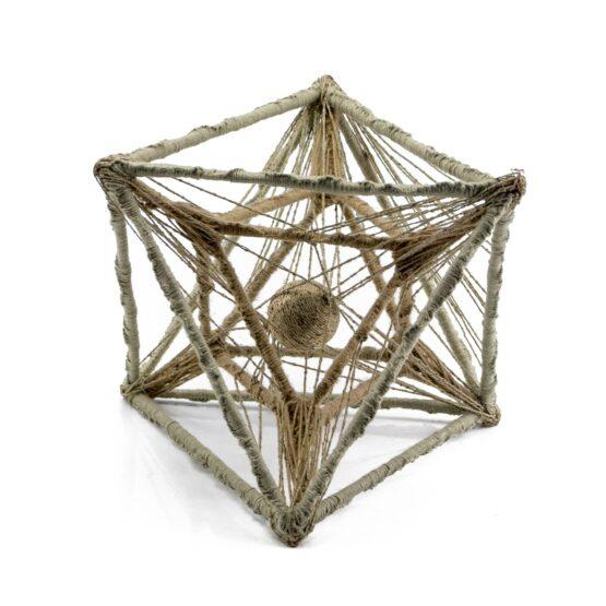 Viera-Černáková-Vesmírna-geometria-1-Individuálna-textilná-technika-clovenska-umelkyna