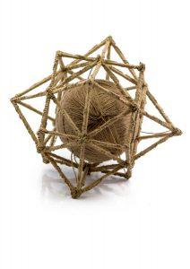 Viera-Černáková-Vesmírna-geometria-2-Individuálna-textilná-technika-dielo