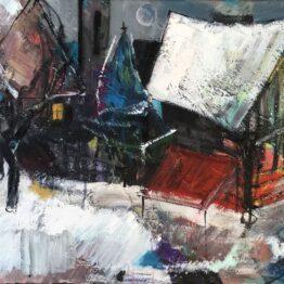 Jonsy-Gáll-Bolo-olejomaľba-na-plátne-galeria-umenia