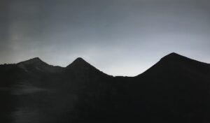 Jana-Čepa-Čierny-obrys-olejomaľba-na-plátne-galeria-umenia
