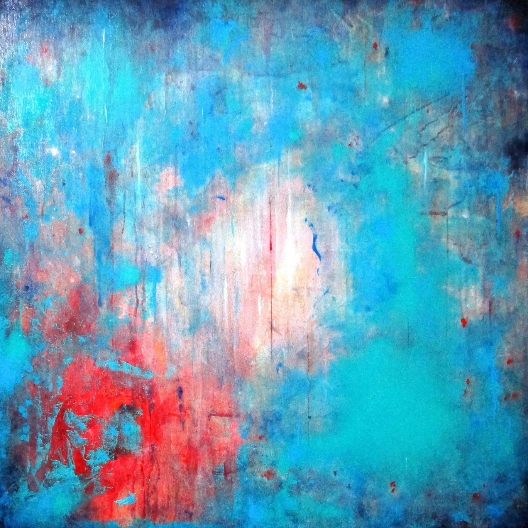 Milan Pučan – 8-20, akryl, olej na plátne