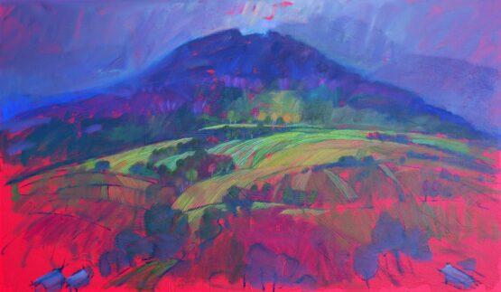 Miroslav-Bucher-–-Portrét-zeme-–-Kyčera-1-olejomaľba-na-plátne-umelecka-galeria