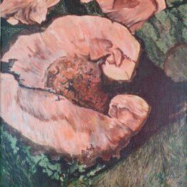 Miriam-Kavuličová-Tomašiaková-Apoteóza-dreva-akryl-na-plátne-maliarka