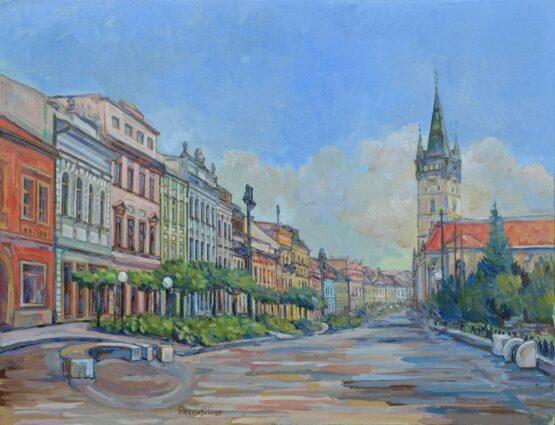 David-Eperjesi-Prešov-olejomaľba-plátno-na-preglejke-galeria-umenia