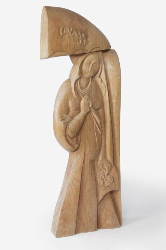 Peter-Klimek-Žena-s-dáždnikom-brest-predajna-galeria