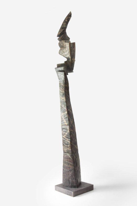 Peter-Klimek-Dym-morené-drevo-brest-lipa-figuralne-umenie