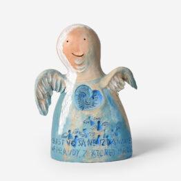Peter-Klimek-Človeče-nehnevaj-sa-maľovaná-keramika-slovakia-art