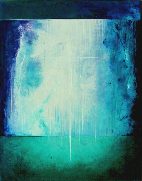 Milan-Pučan-Vzkriesenie-akryl-na-plátne-umelecke-dielo