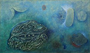 Fero-Kučo-Z-dotykov-dotyky-olej-a-špeciálna-technika-na-plátne-abstraktne-umenie